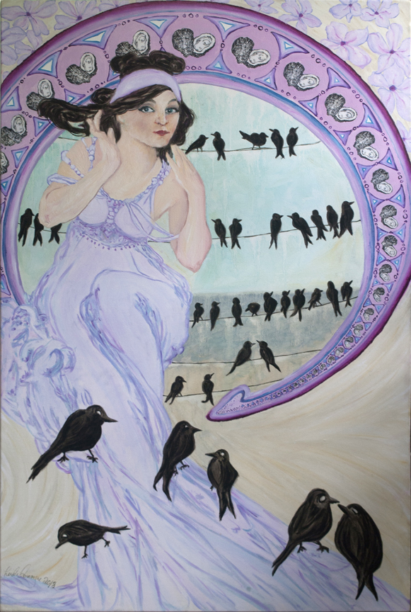 Lady of the Black Birds